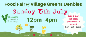 Food Fair at Village Greens Denbies @ Village Greens at Denbies Vineyard  | England | United Kingdom