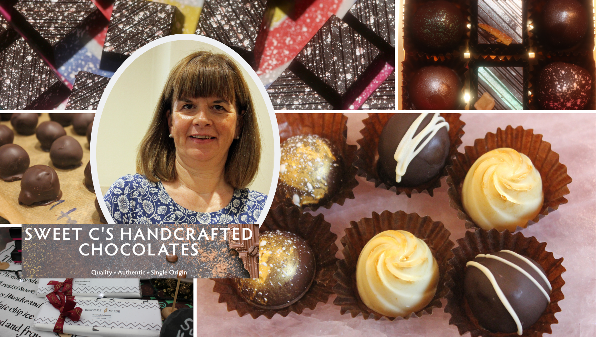 Meet the Producer with Sweet C's Single Origin Chocolates @ Village Greens Denbies